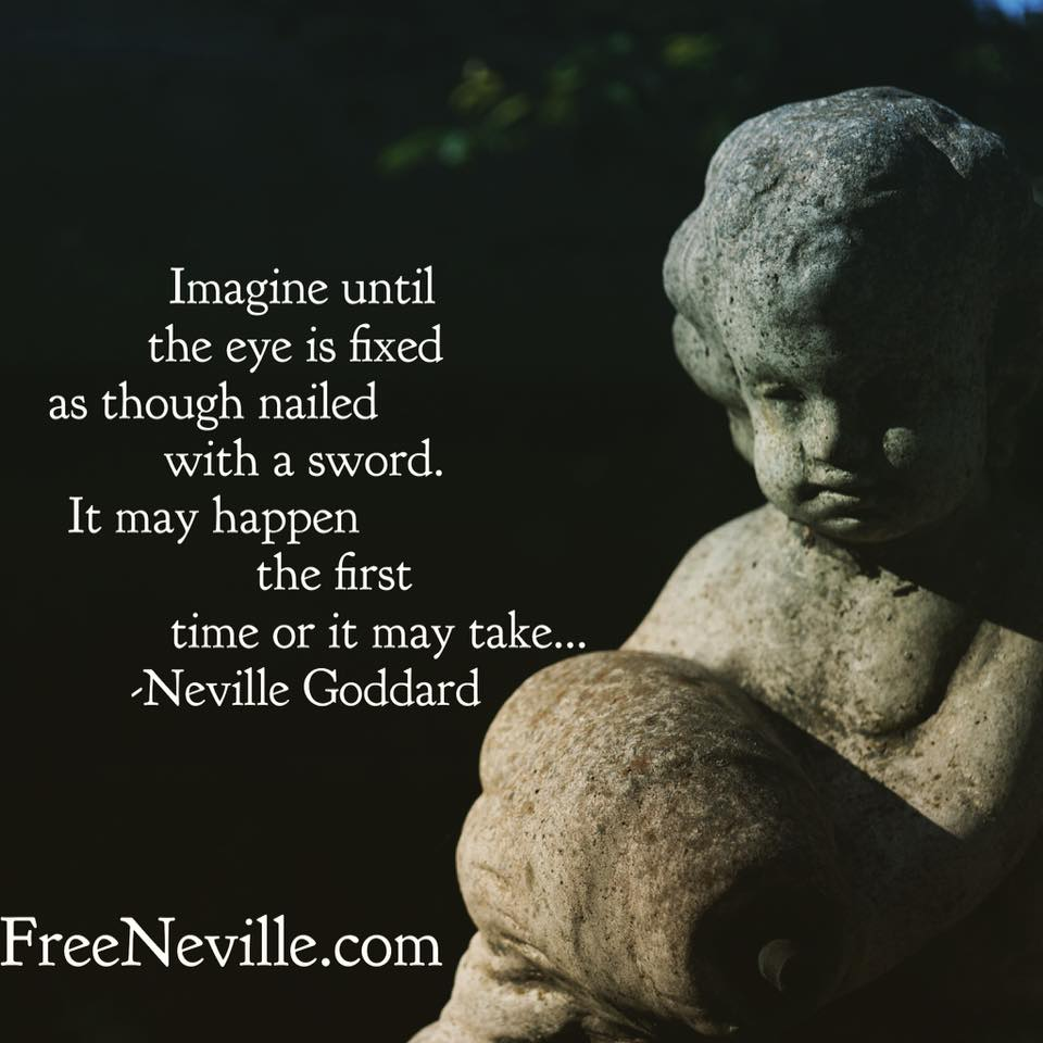 Neville Goddard Seventy Times Seven