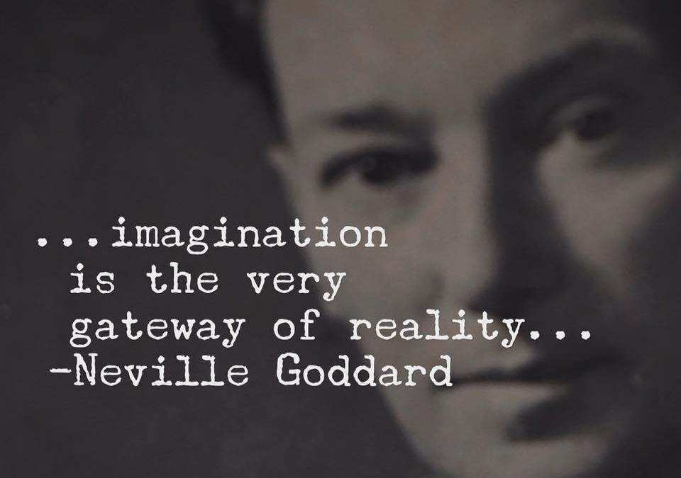 Neville Goddard – Awakened Imagination – Download
