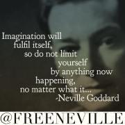 Neville Goddard's Four Steps To Success