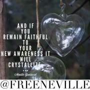 Remain Faithful Neville Goddard Quote