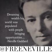 Manifesting Money Neville Goddard Quotes