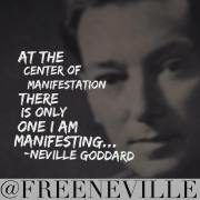 There is Only One - Neville Goddard