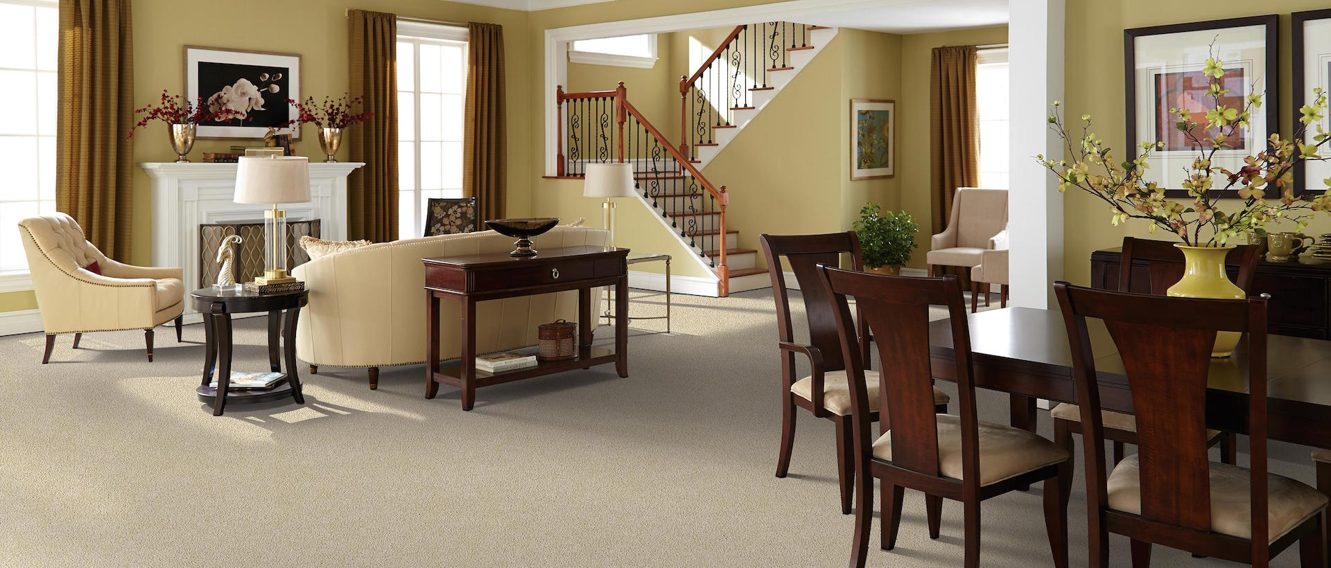 Nevin Broomes  Carpet Flooring Columbia SC