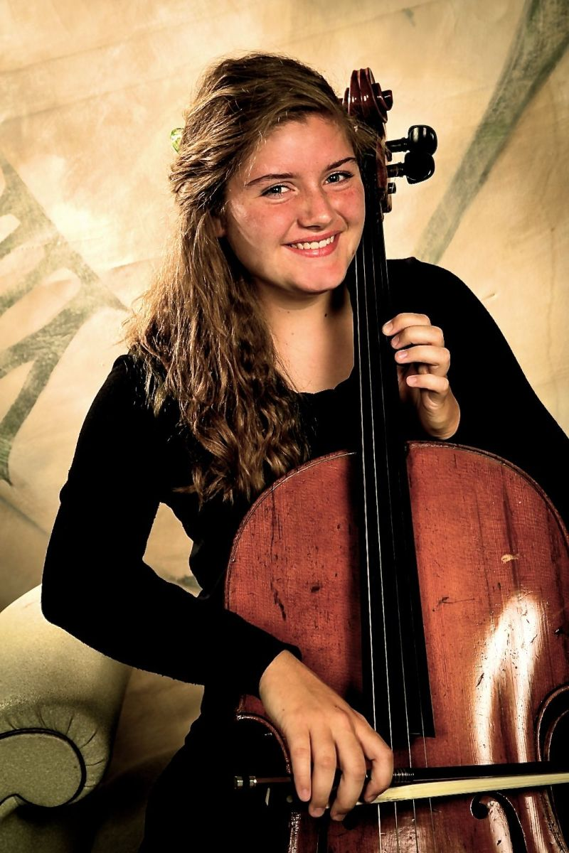 Keena Wildman Cello