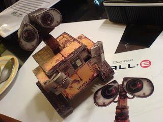 Сделайте себе немного Wall-e