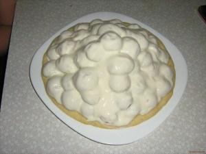 почти готовый торт