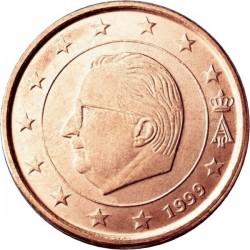 """Монета """"Бельгия - 1 евроцент"""""""