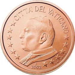 "Монета ""Ватикан - 1 евроцент (2002-2005"""