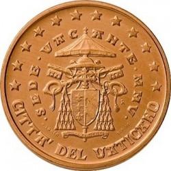 "Монета ""Ватикан - 2 евроцента (2005-2006)"""
