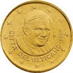 "Монета ""Ватикан - 10 евроцентов (2006)"""