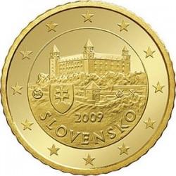 Словакия - 2 евроцента