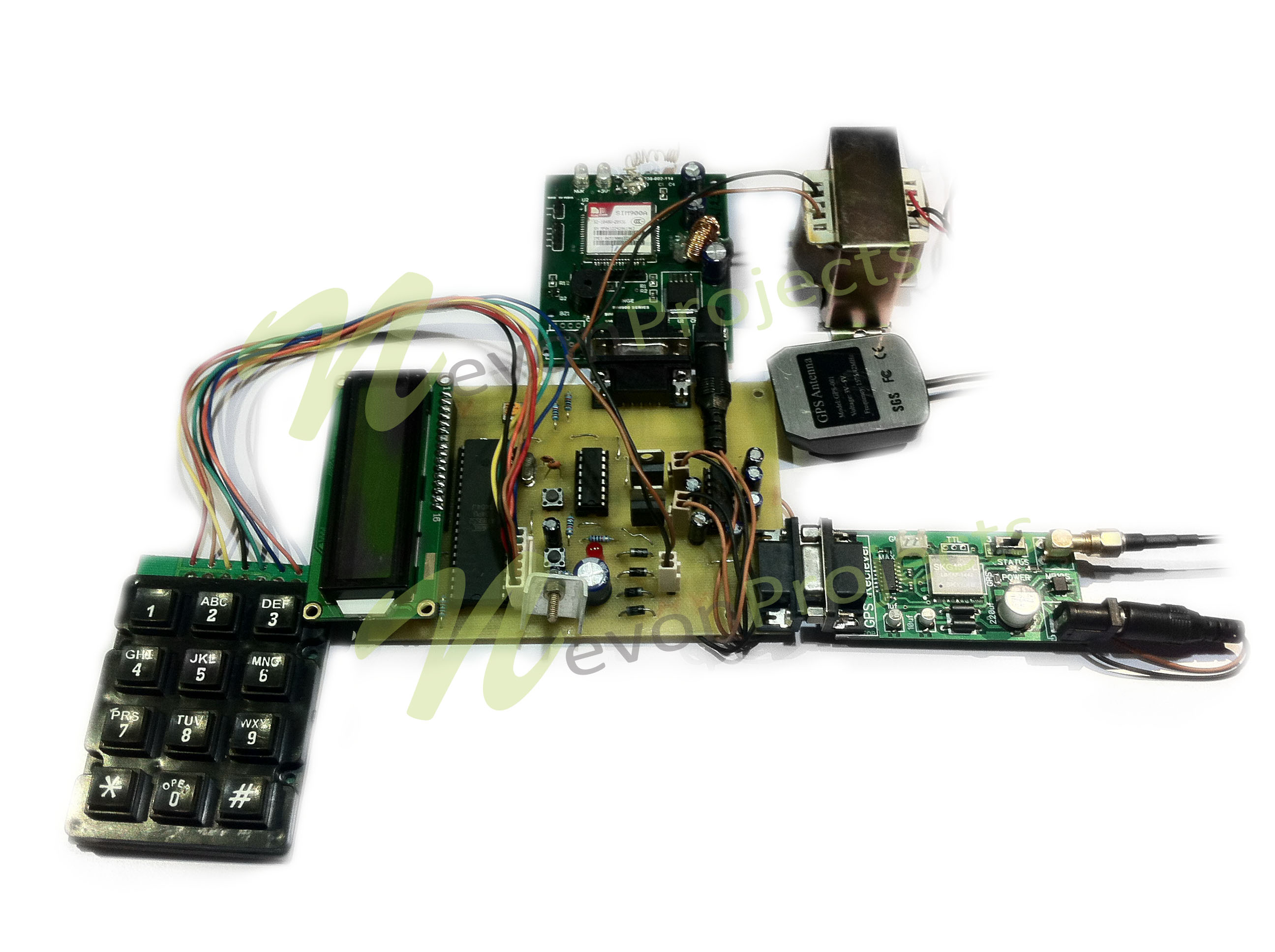 An Intelligent Microprocessor Based Standalone Solar Tracking System