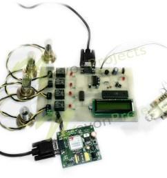 circuit diagram of 8051 development board [ 2447 x 1843 Pixel ]