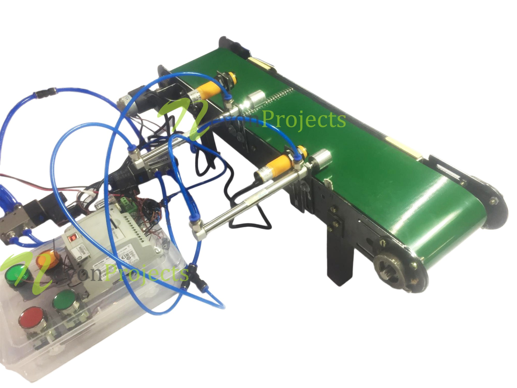 hight resolution of sorting systems are used to bridge between production and packaging machinery sorting systems are used to sort items based on various criteria so that they