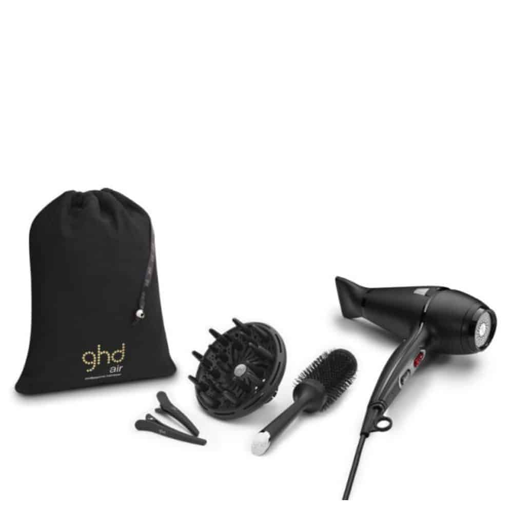 Ghd IV Styler And AIR Hairdryer Kit Combo Au
