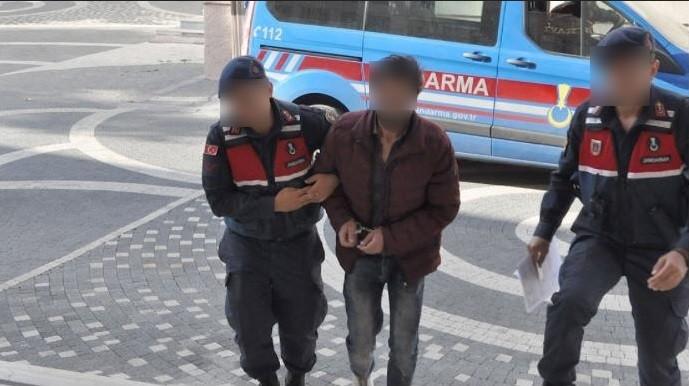 Nevşehir'de jandarma ekipleri tarafından aranan 7 şüpheli yakalandı