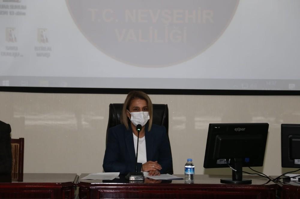 Nevşehir'de İl Umumi Hıfzıssıhha Kurulu yeni kararlar aldı