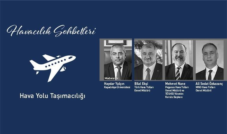 Havacılığın liderleri havacılık sohbetlerinde buluştu