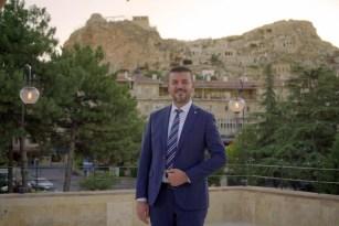 Ürgüp Belediye Başkanı Aktürk, Kurban Bayramı'nı kutladı