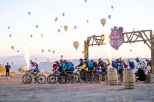 Red Bull Dawn till heyecanı Kapadokya'da başladı