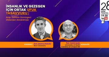 Ünlü Tarihçi/Düşünür Prof. Ussama Makdisi, Kapadokya Üniversitesi'nin konuğu olacak