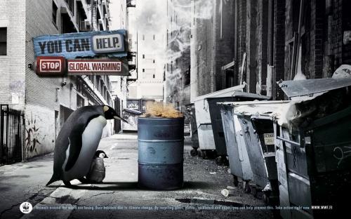 Подборка креативной рекламы ( 3 ) (235 картинок)