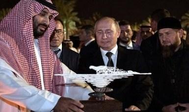 رئيس الشيشان يتحدث عن علاقة «بوتين» بقيادتي المملكة والإمارات