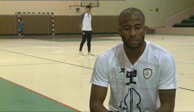 أسبريا وسيبا يتوقعان فوز الشباب بلقب الدوري السعودي