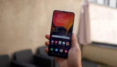 الهاتف Galaxy A50 يحصل على تحديث جديد يجلب معه مجموعة من الإصلاحات الأمنية