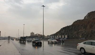 توقعات طقس العشر الأواخر من رمضان.. أمطار متفاوتة على عدة مناطق