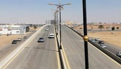 إغلاق جسر الثقبة بطريق الملك خالد لمدة 48 ساعة بدء من الإثنين