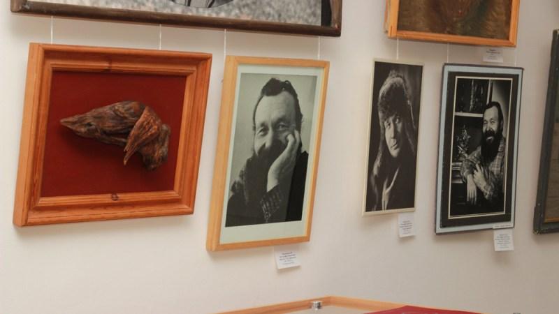 Выставка памяти Спартака Арбатского