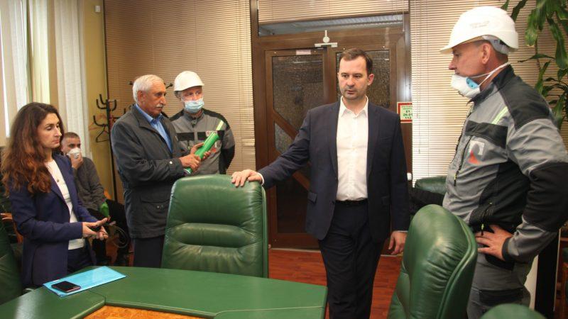 Максим Корольков прибыл в Братск