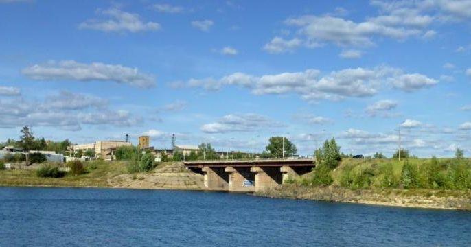 Ограничения движения транспорта на мосту