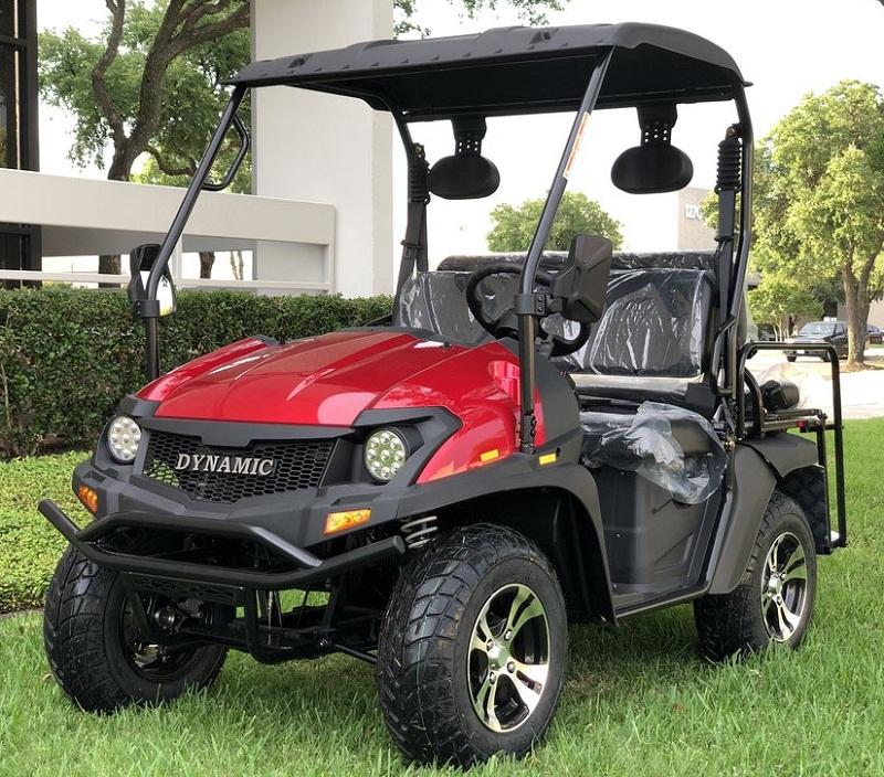 Buy New HULK E-MAX 60V LSV GOLF CART UTV for online sale at - Txpowersports.com