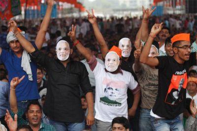 Modi Bhakts