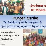 IIT Students in Solidarity with Protesting Farmers