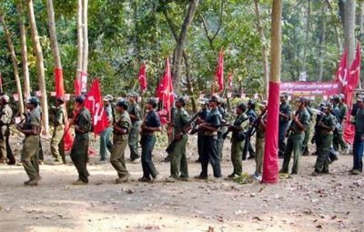 Tribals and Maoists