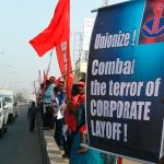 NDLF Mass Campaign and Legal Fight against Layoffs in Wipro, Cognizant (CTS)