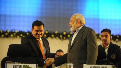 Modi and Adani