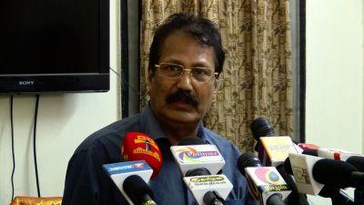 K Krishnaswamy