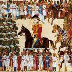 கொள்ளையர்களின் ஆட்சி தொடங்கியது, கிழக்கிந்திய கம்பெனியின் கீழ்