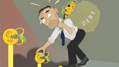 Lifetyle News - Indians Falling Into Debt To Feed Family