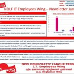 NDLF Resolves to Legally fight Mass Layoffs by Tech Mahindra