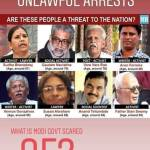 Press Release : Condemn Arrest of Lawyers and Activists