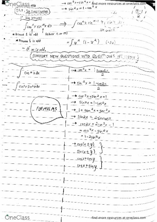 Sbu Class Find : class, Class, Notes, Zhiqiangli, OneClass