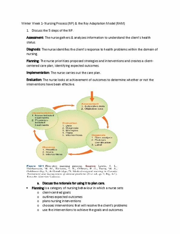 NSE 11A/B Study Guide - Winter 2016 Final - Smart ...