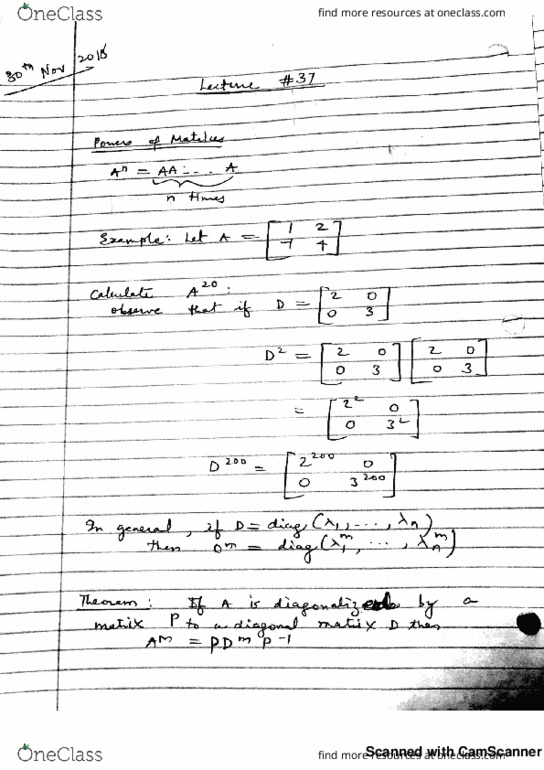 Textbook Notes for MATH136 at University of Waterloo (UW