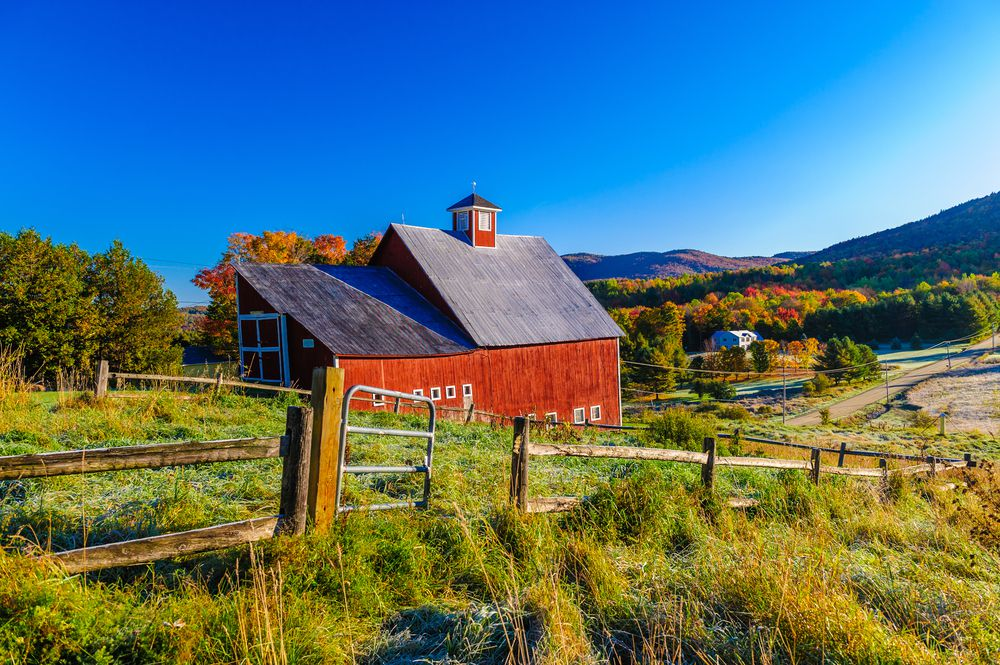 Vermont Farms New England Vacations Guide