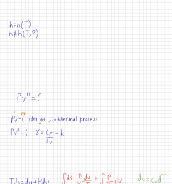 ame 230 lecture notes lecture 8 polytropic process rankine cycle isentropic process [ 784 x 1045 Pixel ]